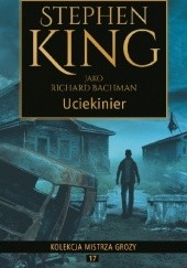 Okładka książki Uciekinier Richard Bachman