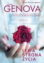 Okładka książki Lewa strona życia Lisa Genova