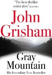 Okładka książki Gray Mountain John Grisham