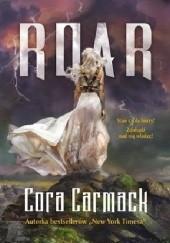 Okładka książki Roar Cora Carmack