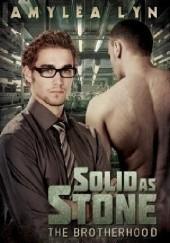 Okładka książki Solid as Stone Amylea Lyn
