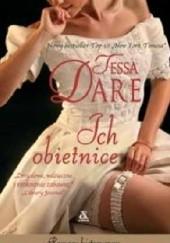 Okładka książki Ich obietnice Tessa Dare