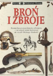 Okładka książki Broń i zbroje