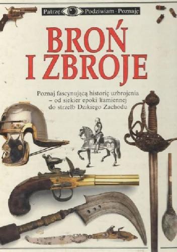 Okładka książki Broń i zbroje Michèle Byam