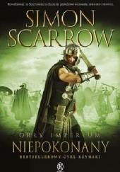 Okładka książki Orły imperium: Niepokonany Simon Scarrow