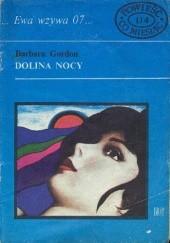 Okładka książki Dolina nocy Barbara Gordon