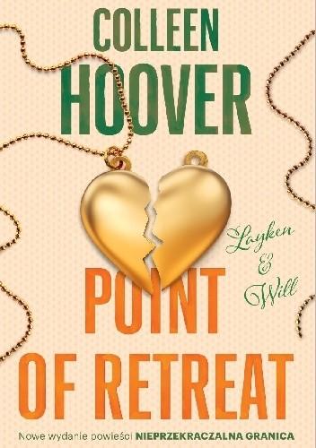 Okładka książki Point of Retreat Colleen Hoover