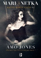 Okładka książki Marionetka Amo Jones