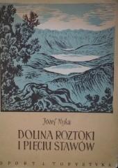 Okładka książki Dolina Roztoki i Pięciu Stawów Józef Nyka
