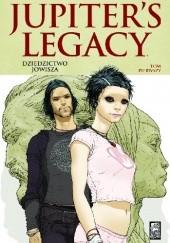 Okładka książki Jupiter's Legacy: Dziedzictwo Jowisza Mark Millar,Frank Quitely