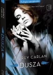 Okładka książki Dusza Audrey Carlan