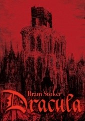 Okładka książki Dracula Bram Stoker