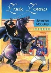 Okładka książki Znak Zorro Johnston McCulley