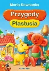Okładka książki Przygody Plastusia Maria Kownacka