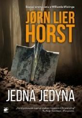 Okładka książki Jedna jedyna Jørn Lier Horst