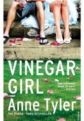 Okładka książki Vinegar Girl Anne Tyler
