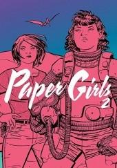 Okładka książki Paper Girls #2 Brian K. Vaughan,Cliff Chiang