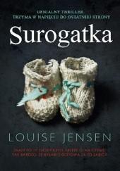Okładka książki Surogatka Louise Jensen