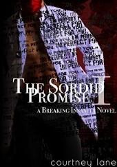 Okładka książki The Sordid Promise Courtney Lane