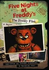 Okładka książki Five Nights at Freddys. The Freddy Files Scott Cawthon