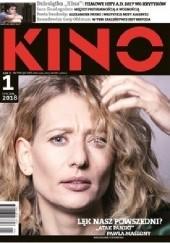 Okładka książki Kino, nr 1 / styczeń 2018 Redakcja miesięcznika Kino