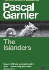 Okładka książki The Islanders Pascal Garnier