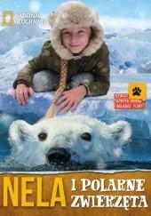 Okładka książki Nela i polarne zwierzęta Nela Ćwiek