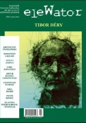 Okładka książki eleWator nr 22 Krzysztof Ćwikliński,Tibor Déry,Redakcja kwartalnika eleWator
