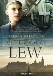 Okładka książki Ariel znaczy lew Andrzej Selerowicz