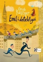 Okładka książki Emil i detektywi Erich Kästner
