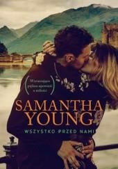 Okładka książki Wszystko przed nami Samantha Young