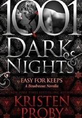 Okładka książki Easy For Keeps Kristen Proby