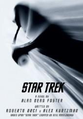 Okładka książki Star Trek Alan Dean Foster