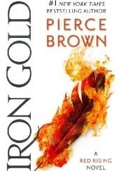 Okładka książki Iron Gold Pierce Brown