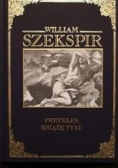 Okładka książki Perykles, książę Tyru William Shakespeare