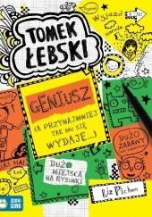 Okładka książki Geniusz (a przynajmniej tak mu się wydaje…) Liz Pichon