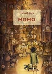 Okładka książki Momo Michael Ende