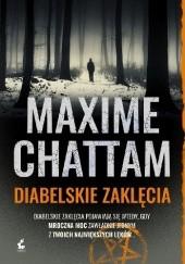 Okładka książki Diabelskie zaklęcia Maxime Chattam