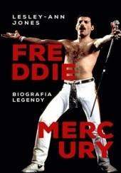 Okładka książki Freddie Mercury. Biografia legendy Lesley-Ann Jones