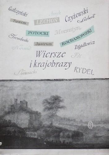 Wiersze I Krajobrazy Antologia Poetycka Praca Zbiorowa