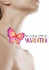 Okładka książki Wariatka Natalia Kuśmierz