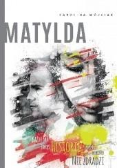 Okładka książki Matylda Karolina Wójciak