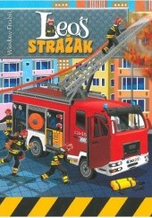 Okładka książki Leoś strażak