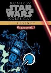 Okładka książki Star Wars: Klasyczne opowieści #3 Chris Claremont,Steve Leialoha,Archie Goodwin,Jo Duffy,Bob Wiacek,Carmine Infantino,Mike Vosburg