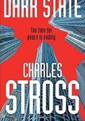 Okładka książki Dark State Charles Stross