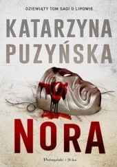 Okładka książki Nora Katarzyna Puzyńska