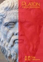 Okładka książki Obrona Sokratesa Platon