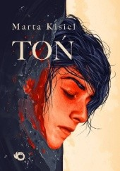 Okładka książki Toń Marta Kisiel