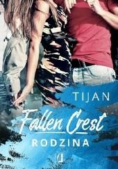 Okładka książki Fallen Crest. Rodzina Tijan Meyer