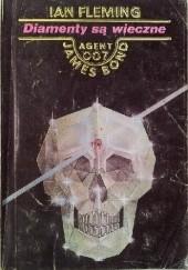 Okładka książki Diamenty są wieczne Ian Fleming
